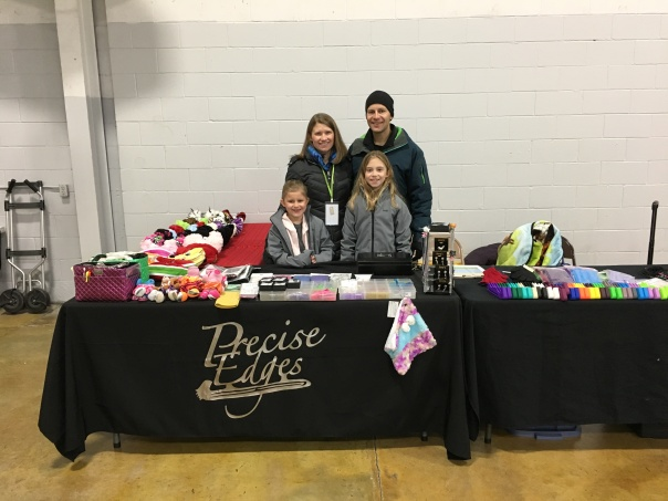 January 14, 2017 - Northern Star Comp - Vendor Booth